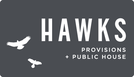 Hawks Provisions + Public House gift card